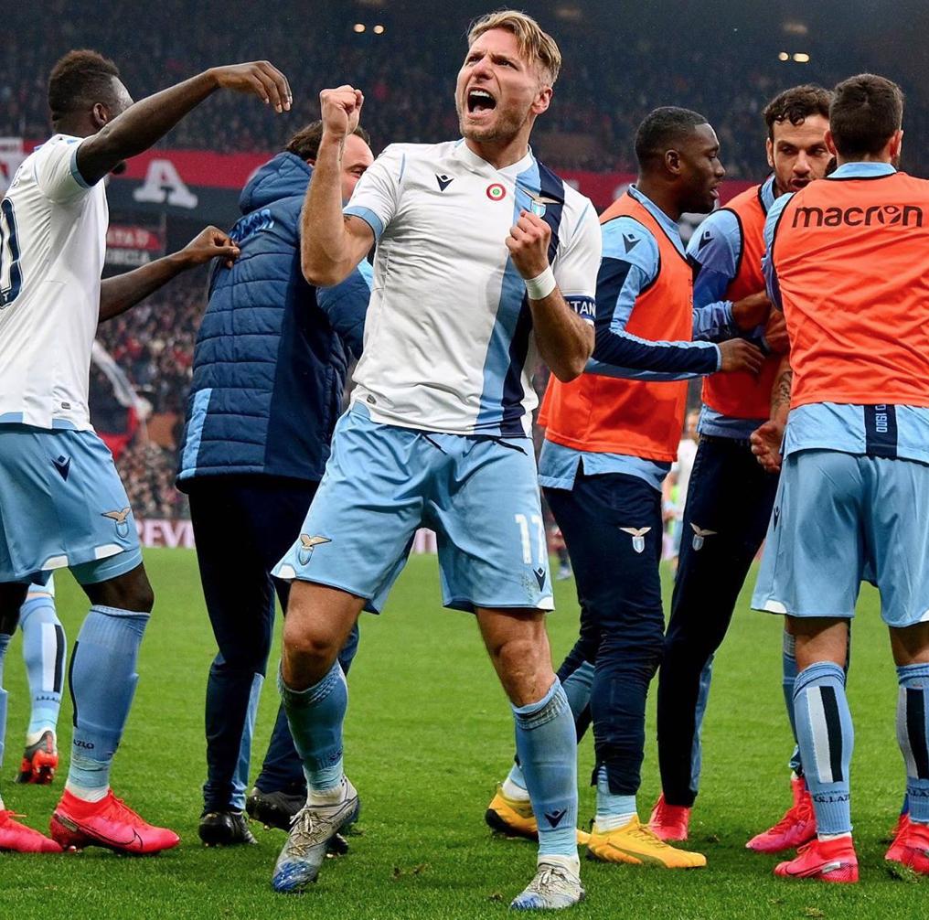 Genoa vs Lazio, Source- Official S.S. Lazio