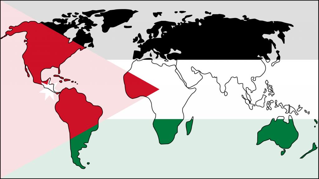 Laziali Worldwide, Jordan