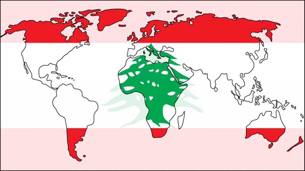 Laziali Worldwide, Lebanon