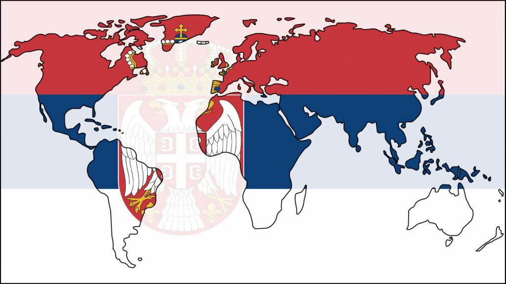 Laziali Worldwide, Serbia