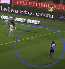 Atalanta Goal 1.2