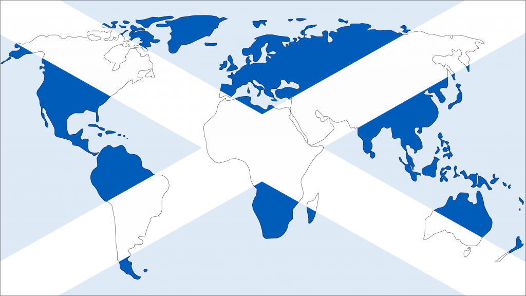 Laziali Worldwide, Scotland