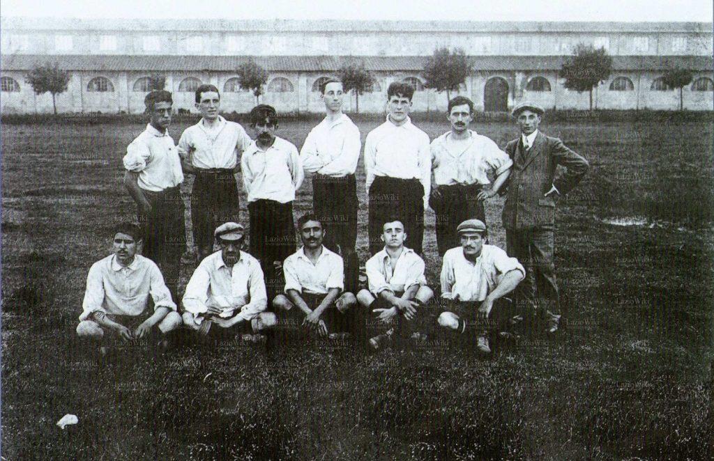 Lazio, 1908, Central-Southern Champions