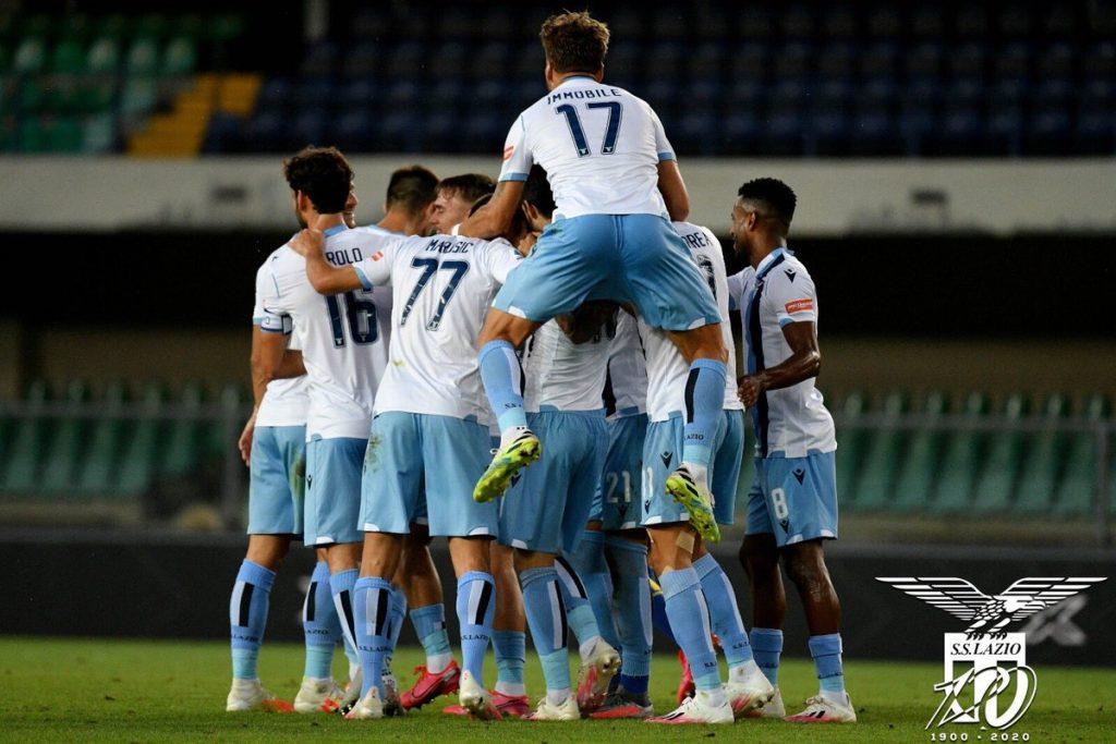 2019/20 Serie A / Matchday 36 / Hellas Verona vs Lazio