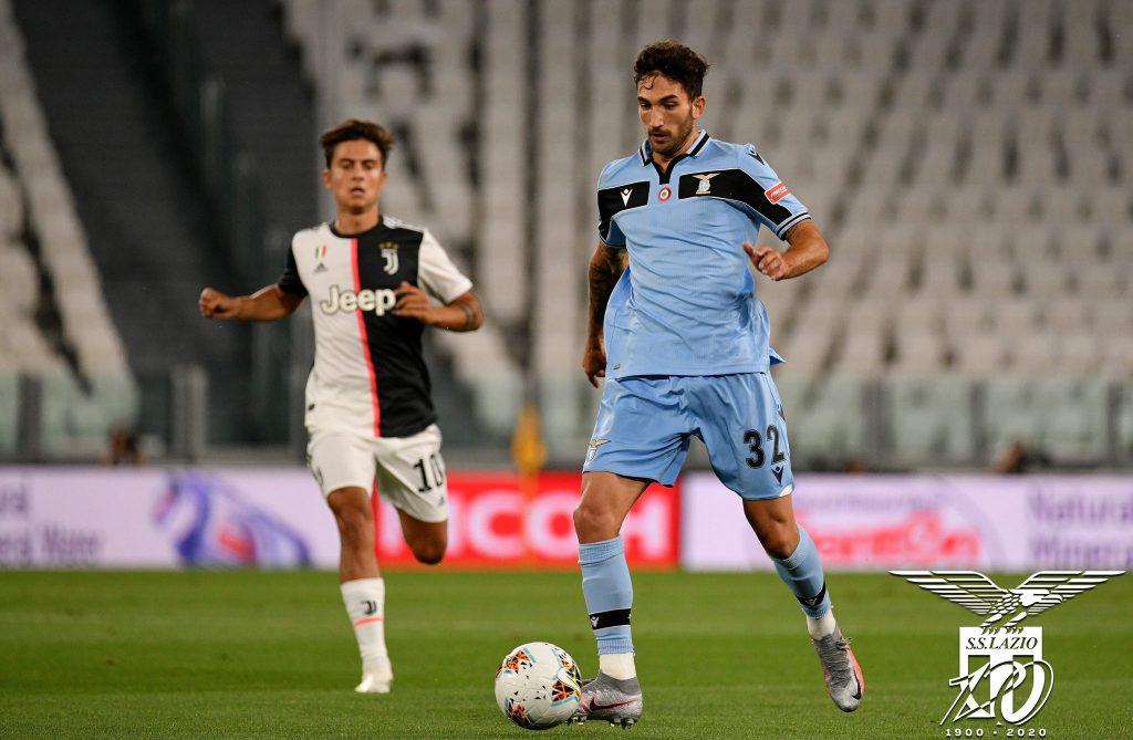 Danilo Cataldi and Paulo Dybala During Juventus vs Lazio, Source- Official S.S. Lazio