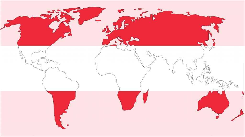Laziali Worldwide, Austria