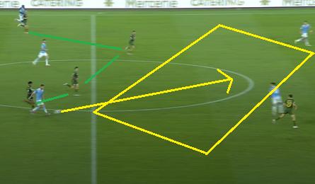 Lazio Goal 2.1, Source: Premier Sports