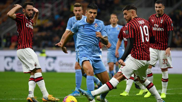 Lazio vs Milan, Source- 90Min