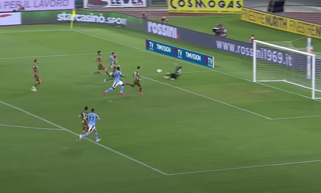 2019/20 Serie A, Matchday 35, Lazio vs Cagliari: Ciro Immobile Goal