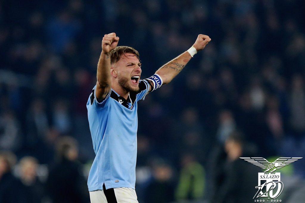 Ciro Immobile / S.S. Lazio, Source - Official S.S. Lazio