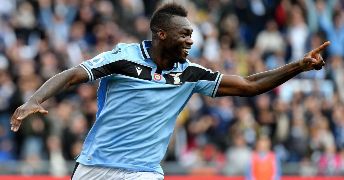 Felipe Caicedo / Lazio, Source- Getty Images