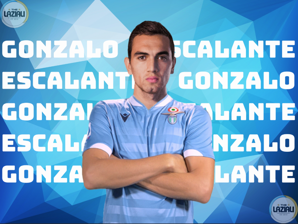 Gonzalo Escalante / S.S. Lazio