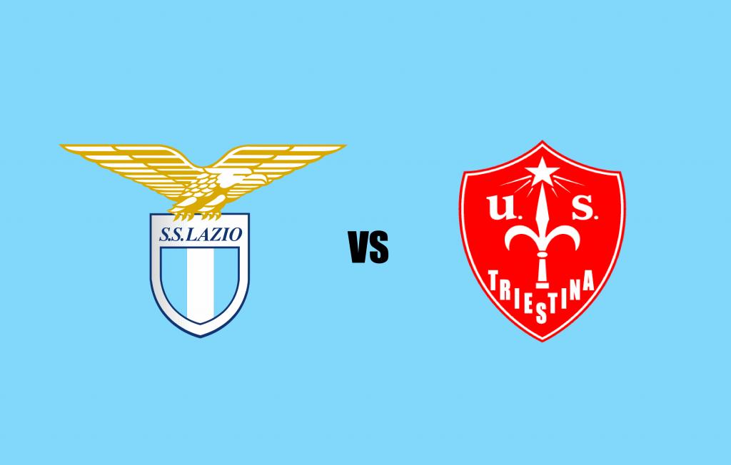 Lazio vs Triestina