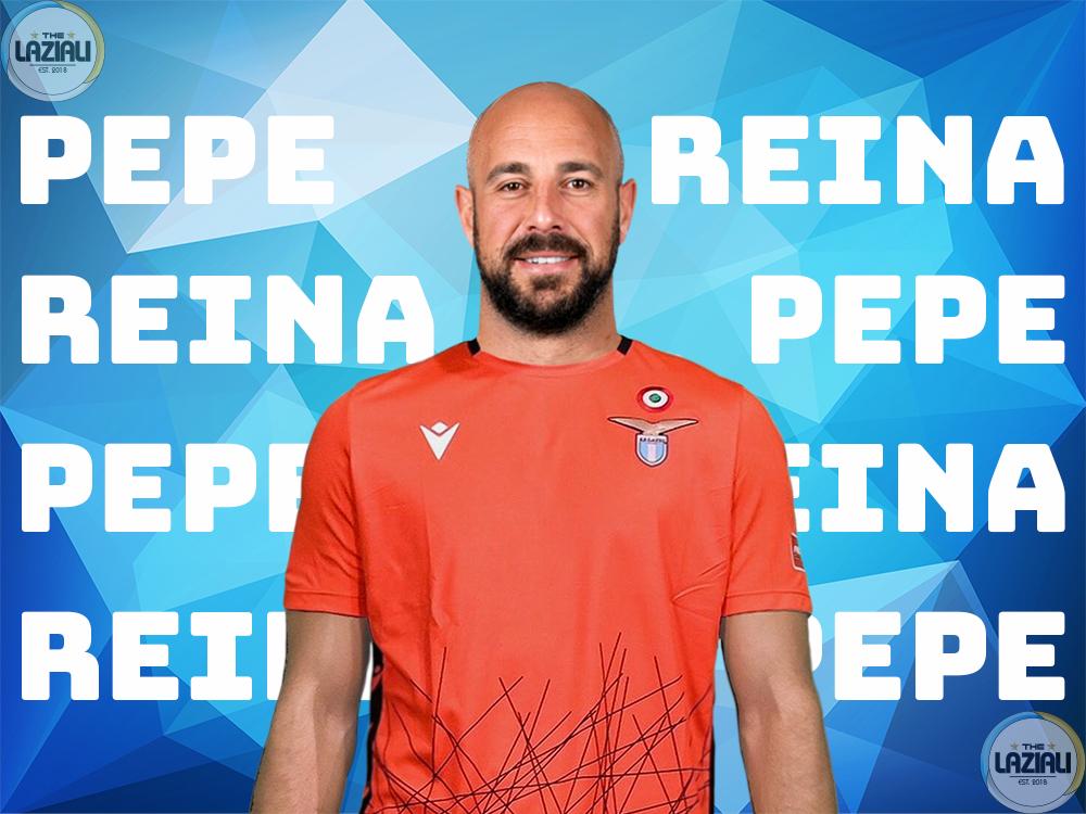 Official: Lazio Sign AC Milan's Pepe Reina   The Laziali