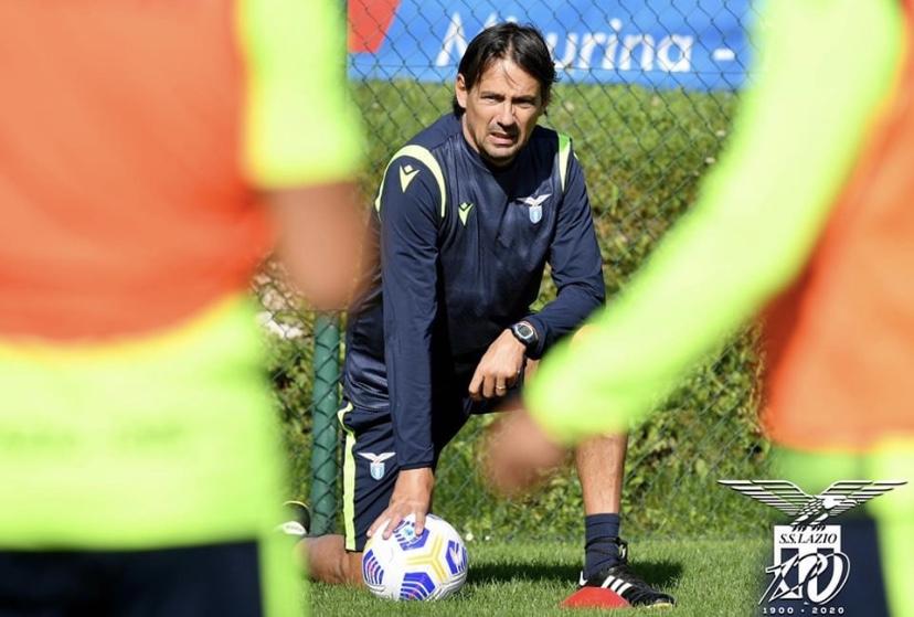 Simone Inzaghi / S.S. Lazio, Source- Official S.S. Lazio