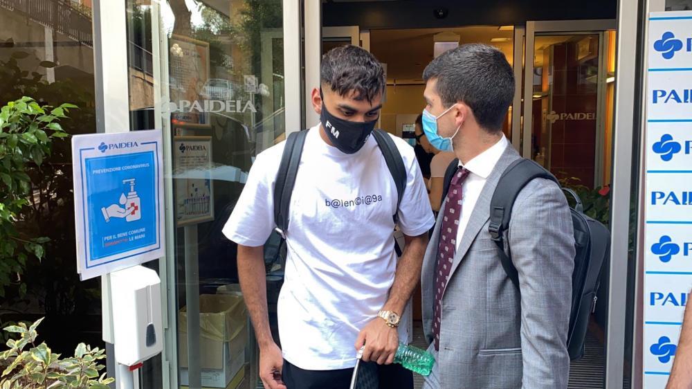Mohamed Fares / S.S. Lazio
