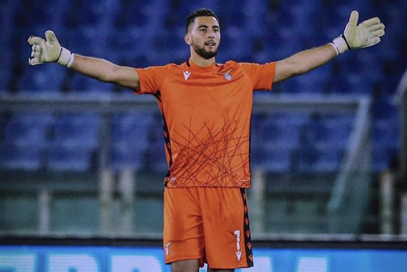 Lazio Goalkeeper Strakosha to Return to Formello Tomorrow Ahead of  Potential Return | The Laziali
