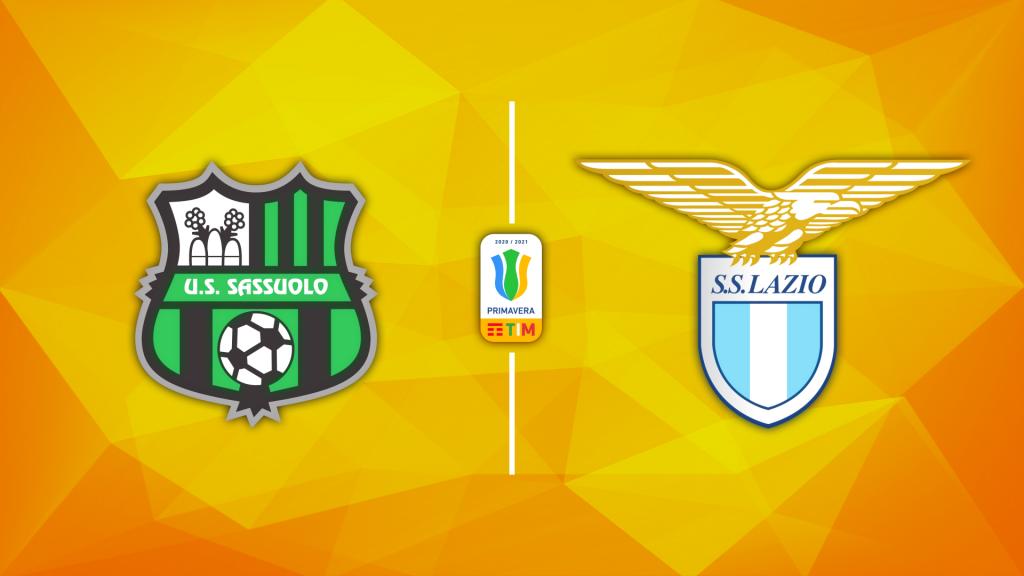 2020/21 Primavera 1 TIM, Sassuolo U19 vs Lazio U19