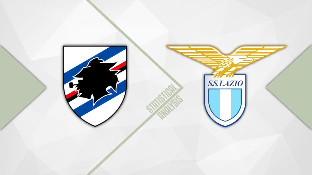 2020/21 Serie A, Sampdoria vs Lazio: Statistical Analysis