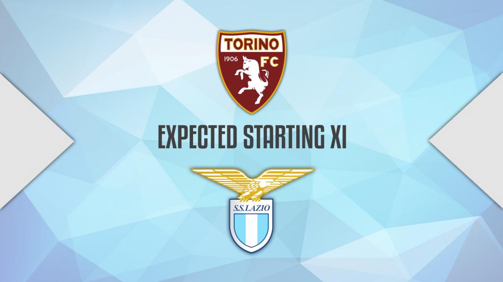 2020/21 Serie A, Torino vs Lazio: Expected Starting Lineups