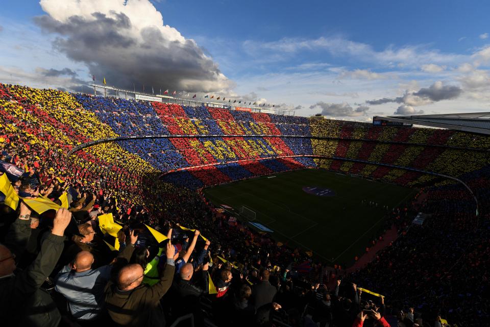 Barcelona / Real Madrid