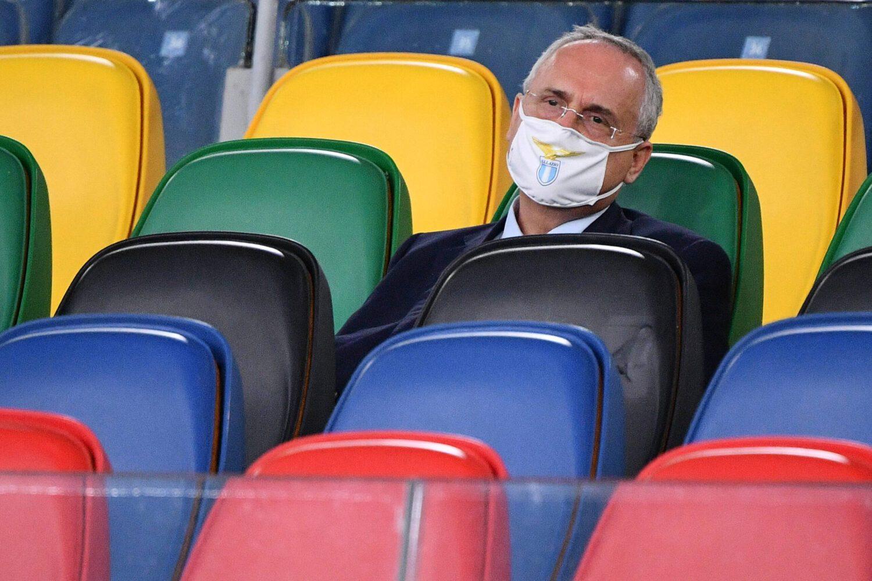 Claudio Lotito / S.S. Lazio