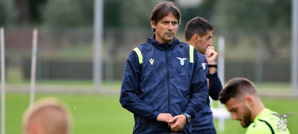 Formello Sports Centre / S.S. Lazio Training Ground / Simone Inzaghi