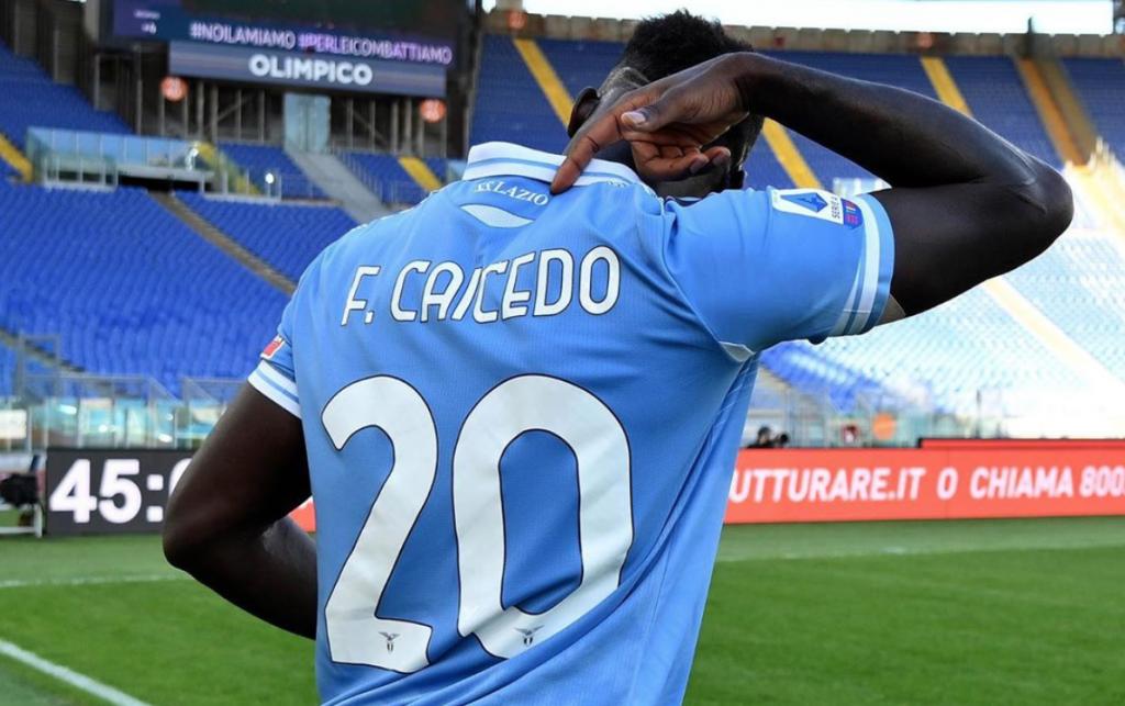 Felipe Caicedo / S.S. Lazio vs Juventus