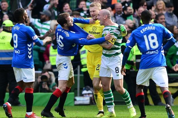 Celtic / Rangers