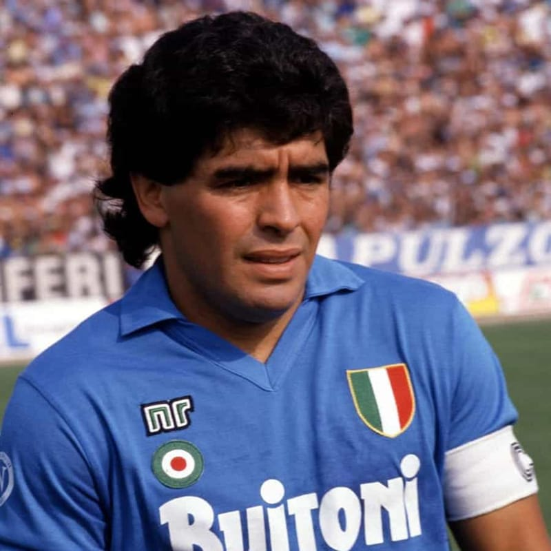 Diego Maradona / Napoli