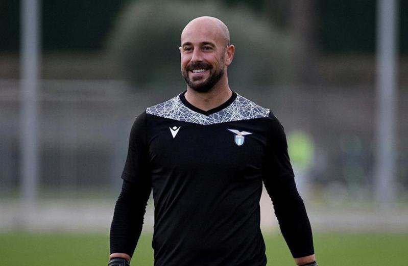 Pepe Reina / S.S. Lazio