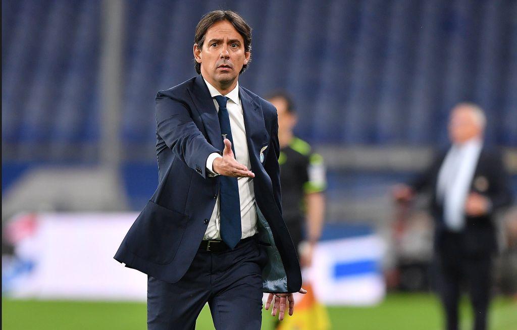 Simone Inzaghi / S.S. Lazio