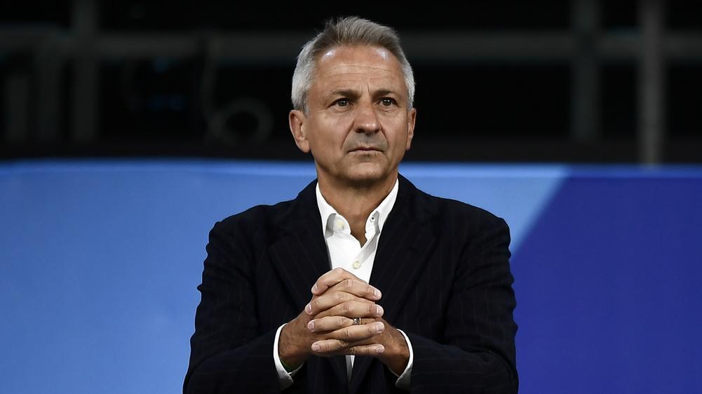 Lega Serie A President Paolo Dal Pino