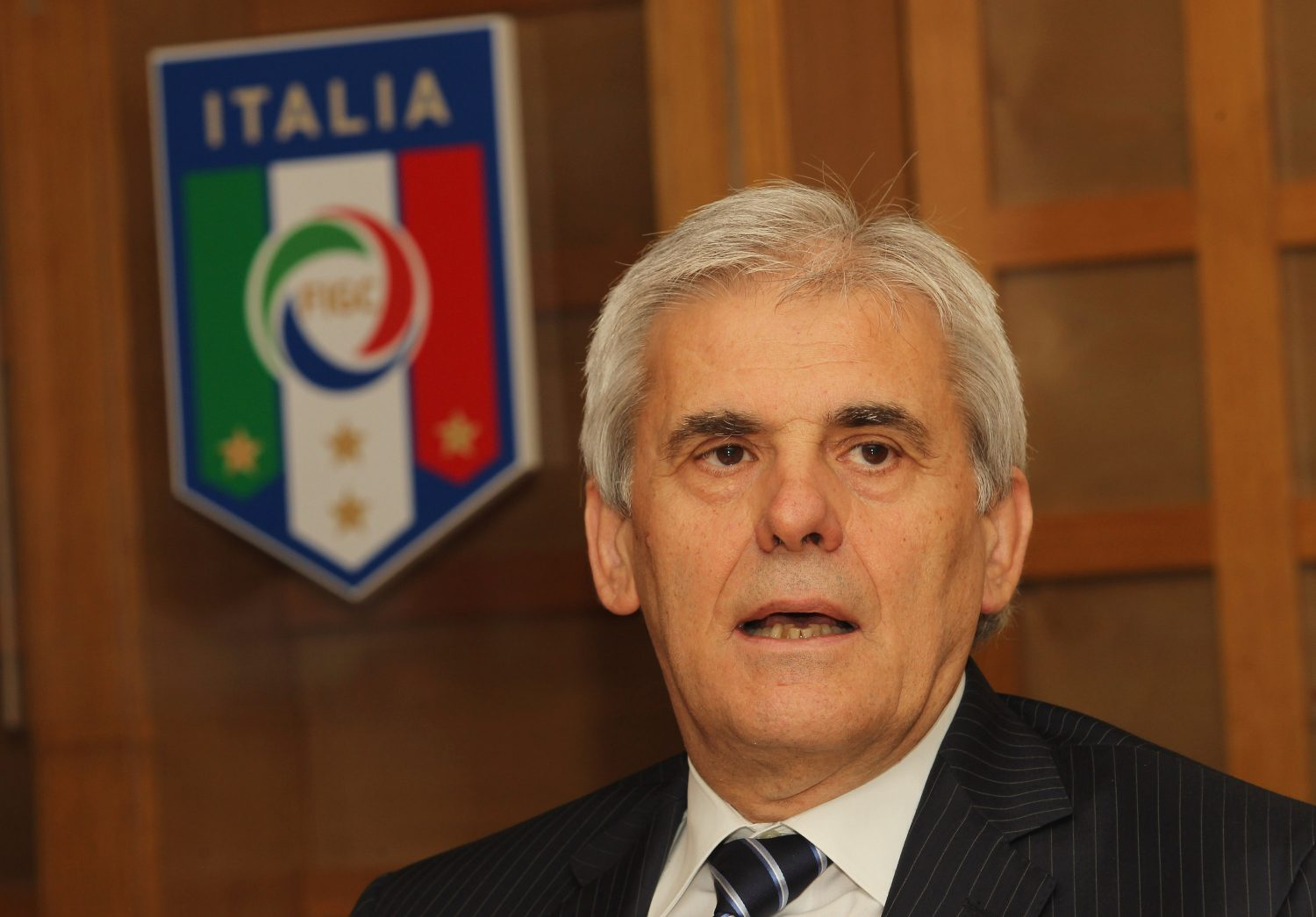 Marcello Nicchi / President of Italian Referees' Association (AIA)