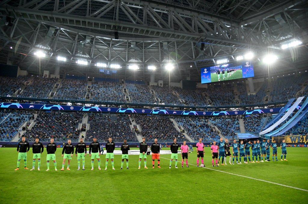 S.S. Lazio / UEFA Champions League