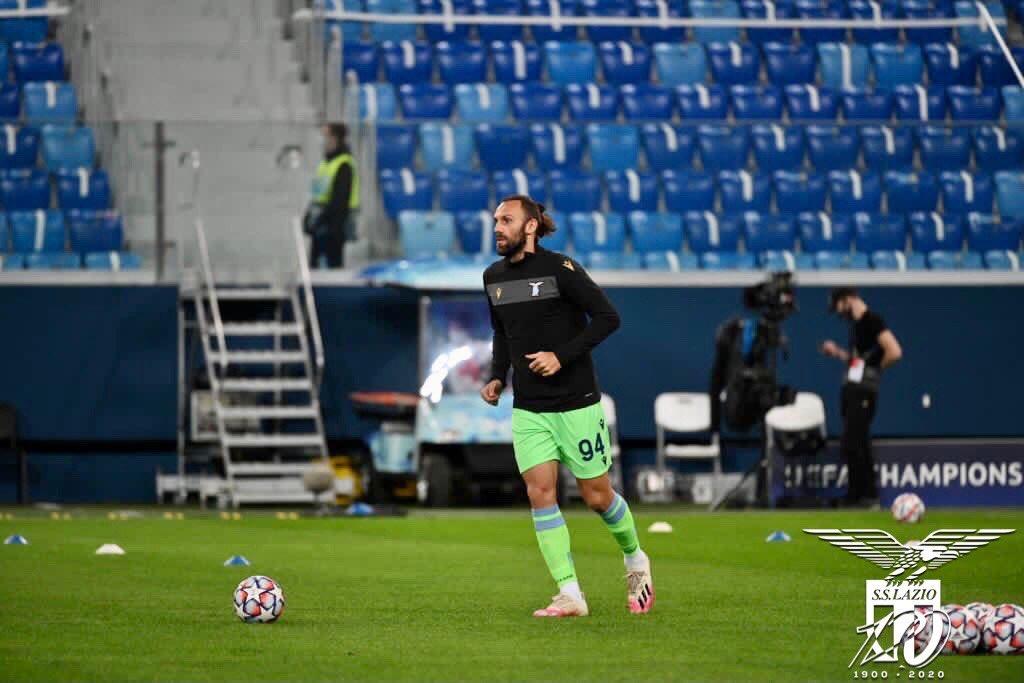 Vedat Muriqi / S.S. Lazio / UEFA Champions League