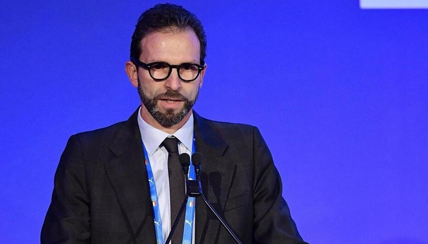 Vice President of the Italian Footballers' Association (Associazione Italiana Calciatori; AIC) Umberto Calcagno