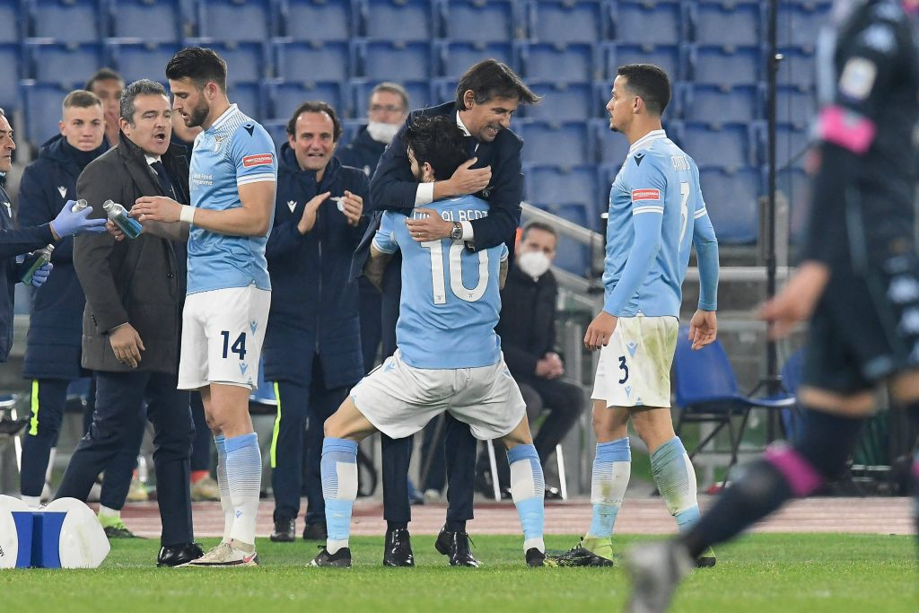 Lazio Midfielder Luis Alberto Reflects on Reaching Landmark 150th ...