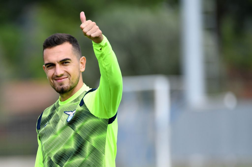 Video: Lazio Players Take Part in a Key Training Session Ahead of ...
