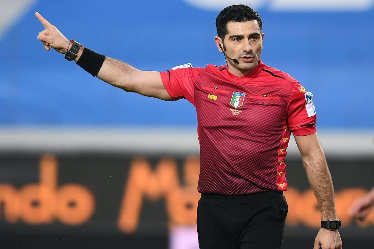 Fabio Maresca to Oversee Udinese vs Lazio Serie A Clash | The Laziali