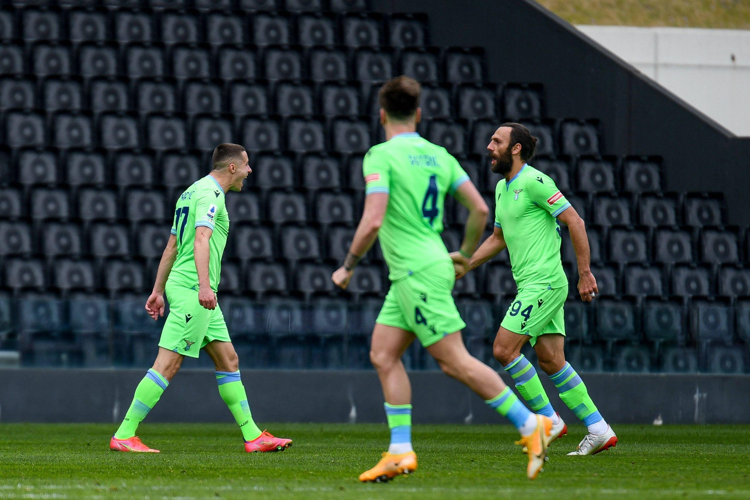 "Winning This Match Was Fundamental"" - Adam Marušić Discusses Lazio's  Victory Over Udinese   The Laziali"