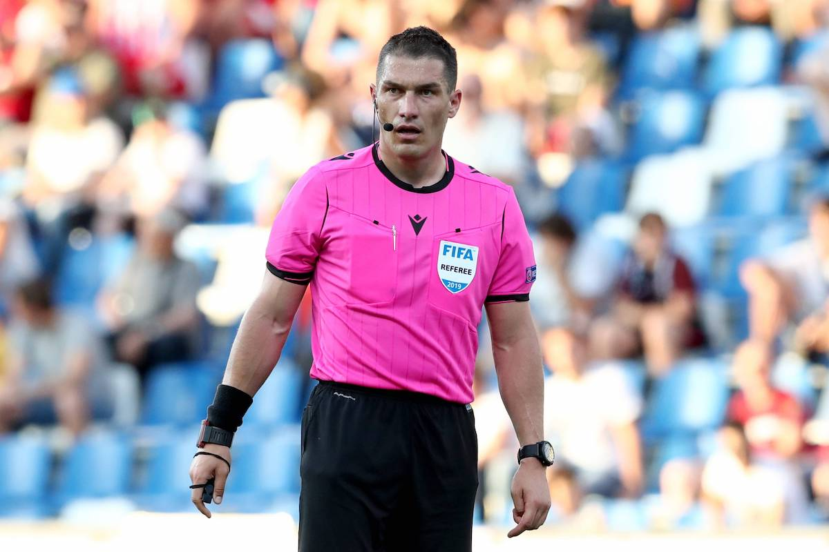 István Kovács to Oversee Bayern Munich vs Lazio UCL Round of 16 Clash   The  Laziali