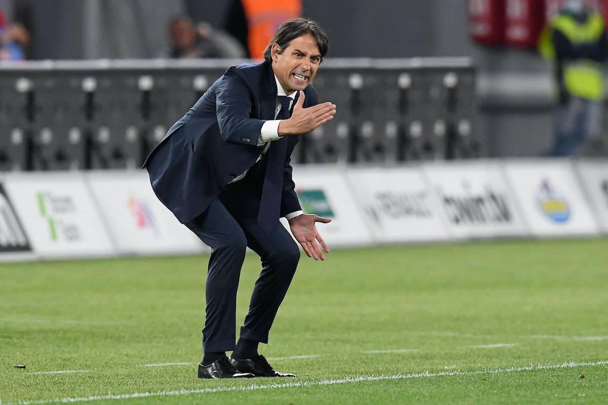 Lazio Coach Inzaghi Under Investigation for Blaspheming in Win Over AC Milan - The Laziali