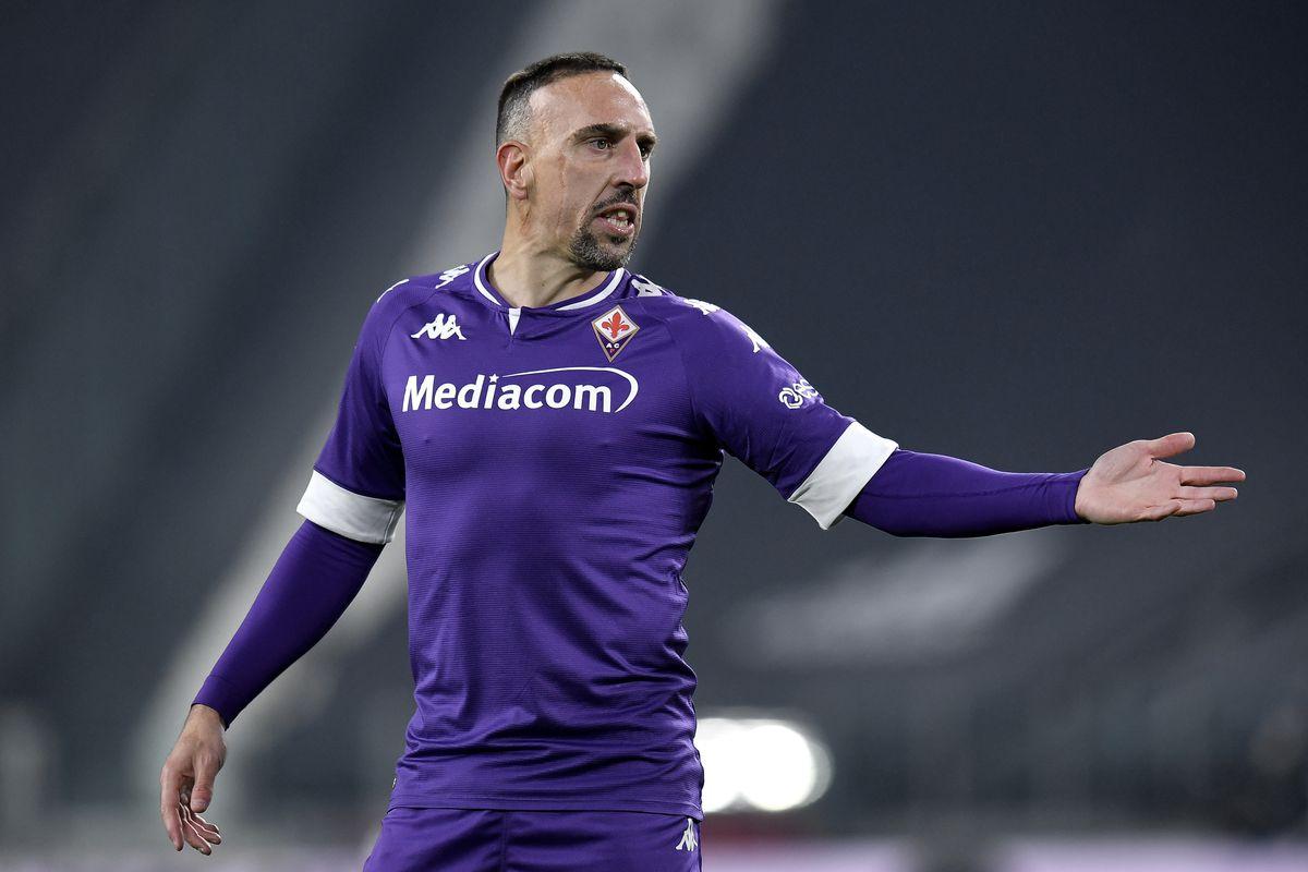 Lazio Interested in Signing Fiorentina Veteran Ribery on a Free Transfer | The Laziali