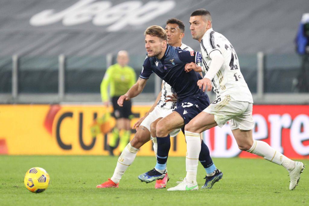 Ciro Immobile vs Juventus