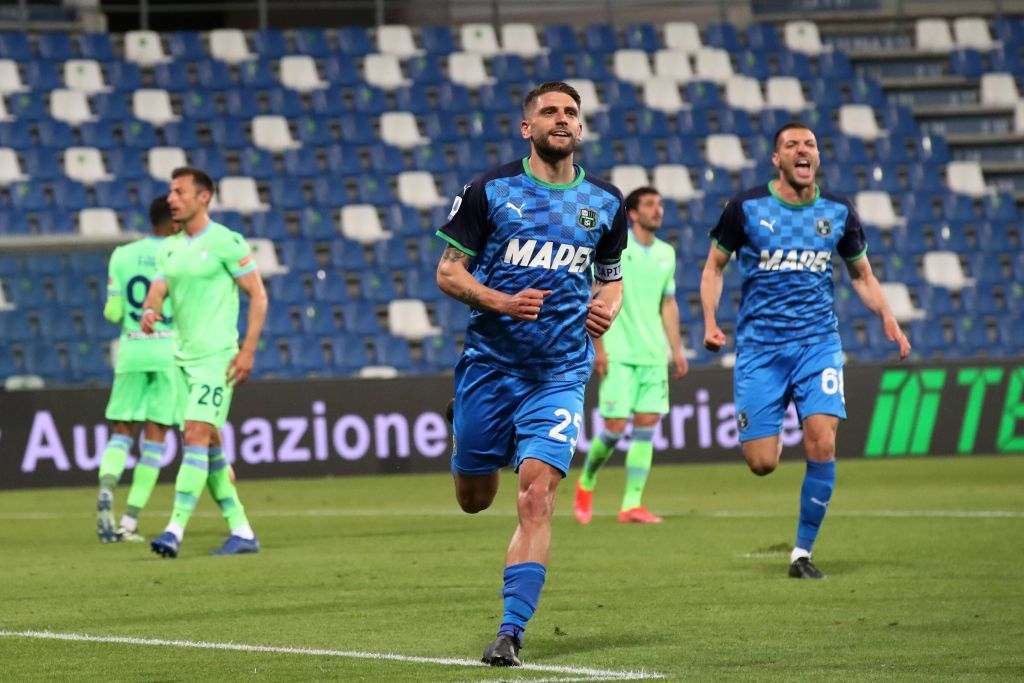 Lazio Fall 2-0 to Sassuolo in What Could Have Been Simone Inzaghi's Final  Match With the Club | The Laziali