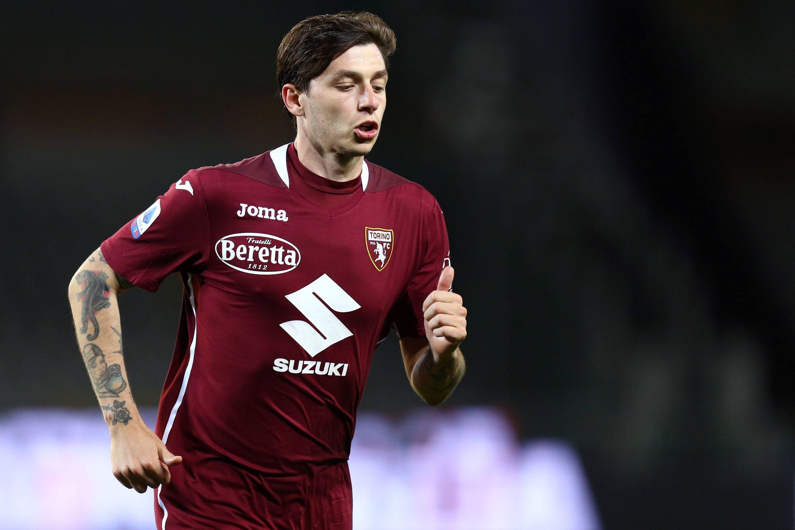 Lazio and AC Milan to Battle Over Torino Midfielder Daniele Baselli - The Laziali