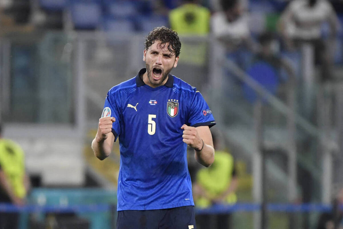 Video: Manuel Locatelli Scores a Stunner to Double Italy's Euro 2020 Lead  Over Switzerland   The Laziali