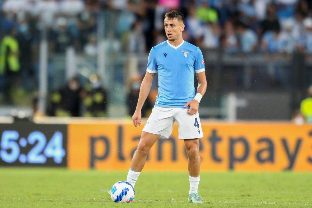 Patric / Lazio vs Spezia / 2021-22 Serie A