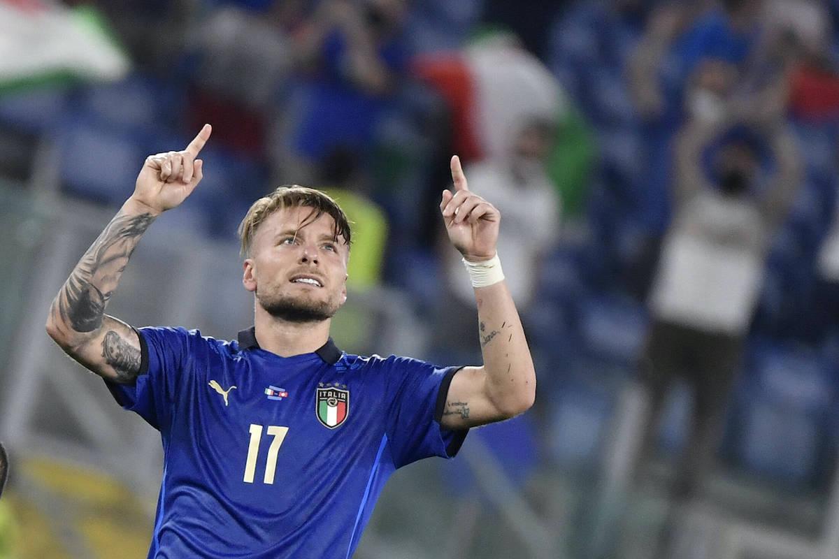 Lazio Star Immobile Is Only a Goal Behind Toni & Vialli's Record With the  Azzurri | The Laziali